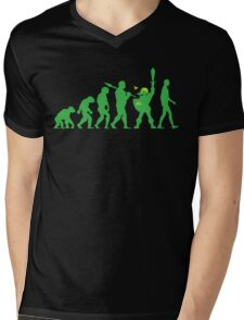 Missing Link Mens V-Neck T-Shirt