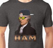 Basement Mastermind Alexander Hamilton (Politics) Unisex T-Shirt