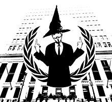 Anonymous by vivalarevolucio