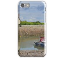 Exmoor: Porlock Weir iPhone Case/Skin