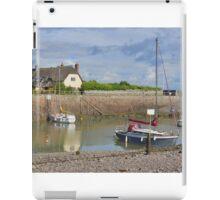 Exmoor: Porlock Weir iPad Case/Skin
