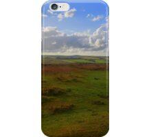 Exmoor: Path Across the Moor iPhone Case/Skin