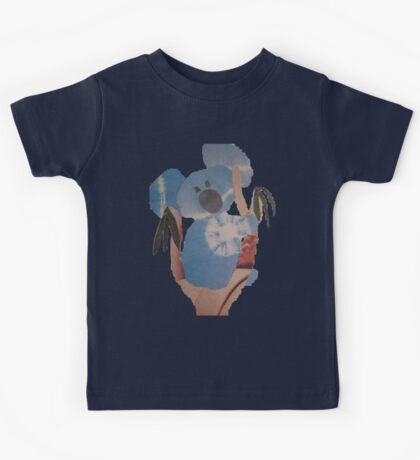 Koala Blue Kids Tee