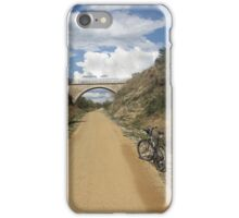 From Puff Puff to Pedal. iPhone Case/Skin