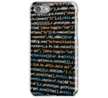 Source Code iPhone Case/Skin