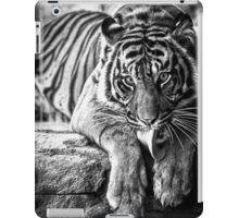 Tiger Tongue iPad Case/Skin