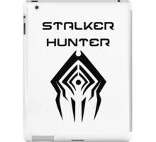 Stalker Killer iPad Case/Skin