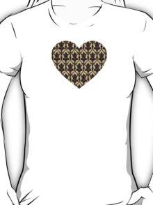 Baker Street 221b Wallpaper T-Shirt