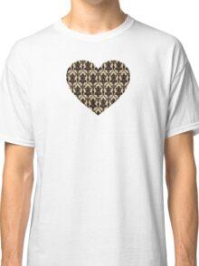 Baker Street 221b Wallpaper Classic T-Shirt