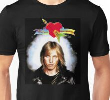 40th Anniversary Tom Petty And The Heartbreakers 2017 Tour Unisex T-Shirt