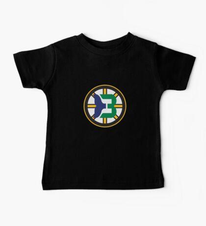 Boston Whalers - Hartford Bruins Baby Tee