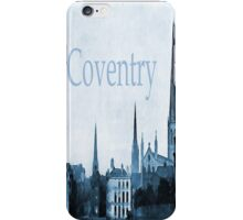 Coventry Blue iPhone Case/Skin