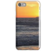 Sunset Waves iPhone Case/Skin