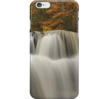 Brush Creek Falls iPhone Case/Skin