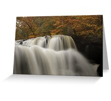 Brush Creek Falls Greeting Card