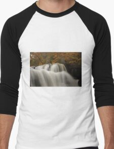 Brush Creek Falls Men's Baseball ¾ T-Shirt