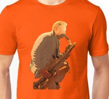 Sax player Unisex T-Shirt