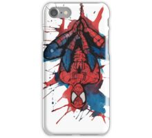 Spider-Man Homecoming Watercolor iPhone Case/Skin