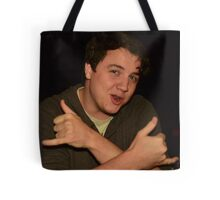 Matthew Supports Capitalism Tote Bag