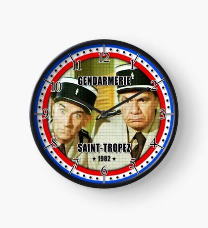 Le Gendarme de Saint-Tropez Clock