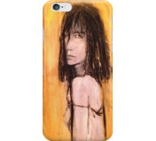 Patti Smith iPhone Case/Skin