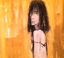 Patti Smith by William Wright