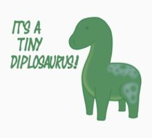 It's a tiny diplosaurus Kids Clothes