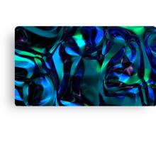 Spacetime Flow I Canvas Print