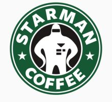 Starman Coffee Kids Tee