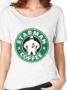 Starman Coffee Women's Relaxed Fit T-Shirt