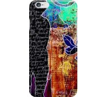 The Therapy of Art Journaling iPhone Case/Skin