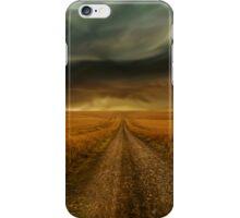 Nullarbor Plain iPhone Case/Skin