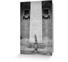 Architecture 21 Greeting Card