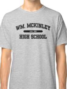 William McKinley High School (Black) Classic T-Shirt