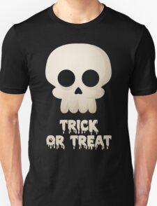 Skull Halloween Face T-Shirt