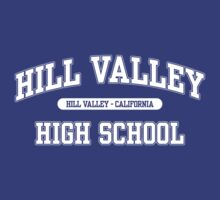 Hill Valley High School (White) by ScreenSchools