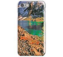TENAYA LAKE iPhone Case/Skin