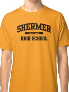 Shermer High School (Black) Classic T-Shirt