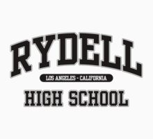 Rydell High School (Black) by ScreenSchools
