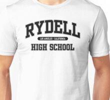 Rydell High School (Black) Unisex T-Shirt