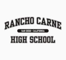 Rancho Carne High School by ScreenSchools