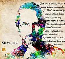 Steve Jobs by Patricia Lintner