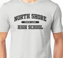 North Shore High School (Black) Unisex T-Shirt