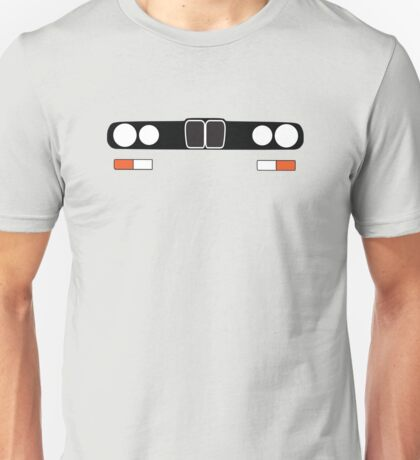 E28 simple headlight and grill design Unisex T-Shirt