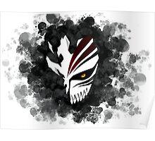 Ichigo hollow mask Poster