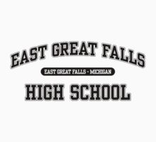 East Great Falls High School (Black) by ScreenSchools