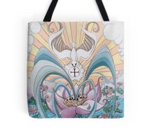 The Ace of Cups Tote Bag