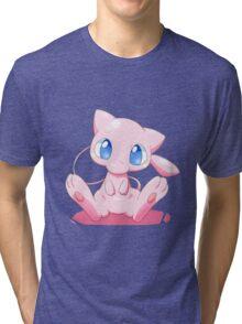 Pokemon - Mew  Tri-blend T-Shirt