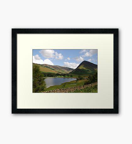 Buttermere  Lake District Framed Print