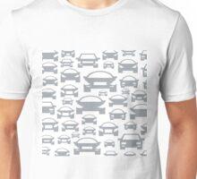 Car background Unisex T-Shirt